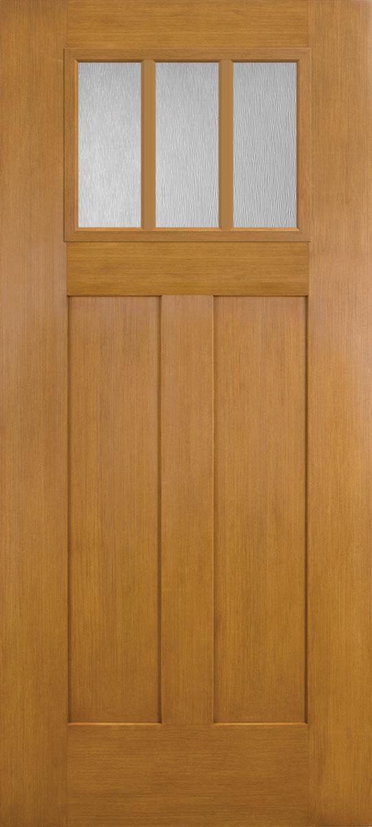 Masonite Heritage Fir Textured Exterior Door Masonite 3 Lite Chord Glass Craftsman Exterior Door Masonite Doors Exterior House Colors