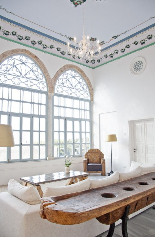 15 Spaces With Stunning Architectural Features Home Interior