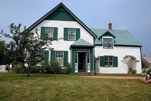 Anne Of Green Gables House Pei With Images Gable House Green