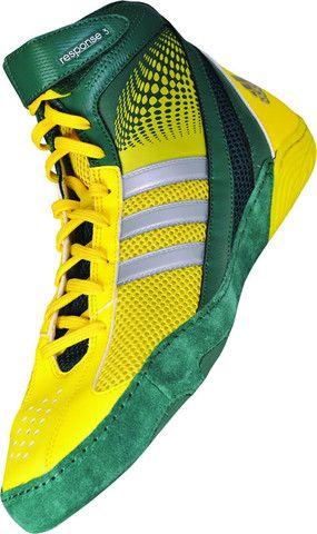 adidas Response 3.1 Wrestling Shoes #Q33805 | Adidas