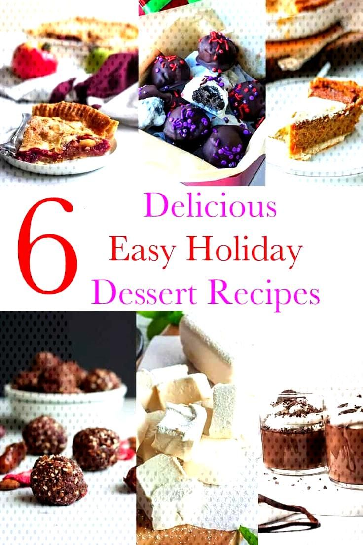 Holiday Dessert recipes to bring in Thanksgiving, Christmas, New Years. Decadent dessert pies, Chri