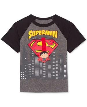 Justice League DC Comics Lightning Fast Little Boys T-Shirt Tee