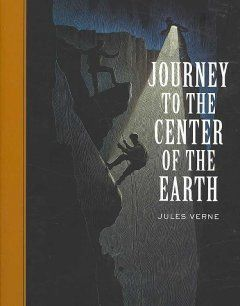 Follows Professor Lidenbrock His Nephew Axel And Their Guide Hans As They Venture Deep Into A Volcanic Crater In Iceland On A Earth Book Books Fantasy Books