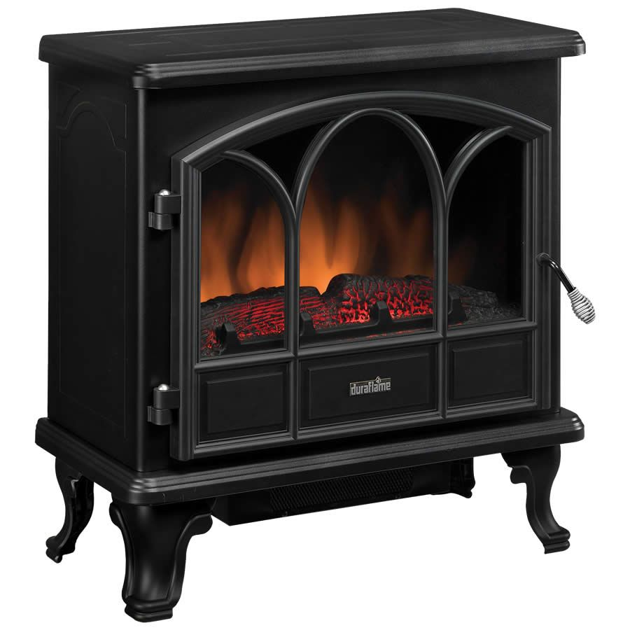 Dfs 750 1 The Duraflame Electric Stove With Heater Has Charming