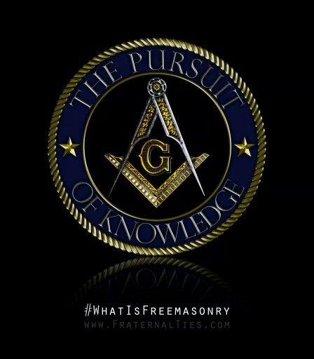 The Pursuit Of Knowledge Freemasonry Pinterest Knowledge