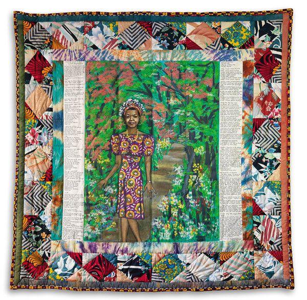 Faith Ringgold, Quilts, Art