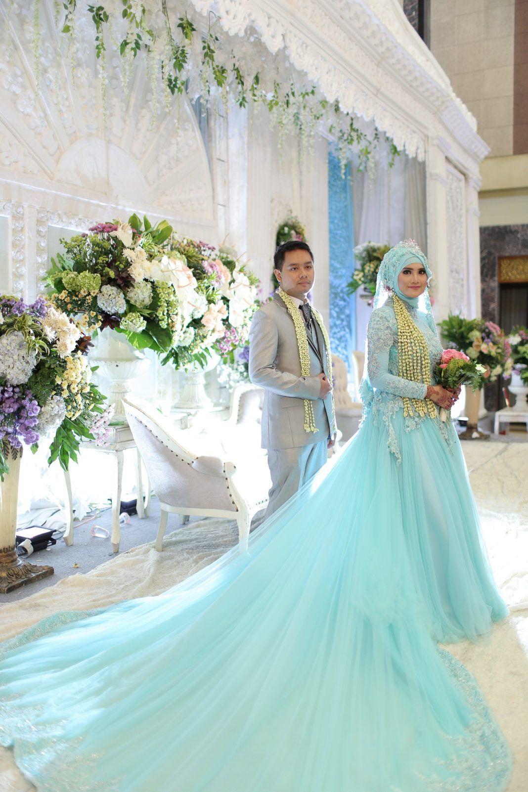 Model Gaun Pengantin Muslim Vatdv Gaun Gaun Pengantin Dan