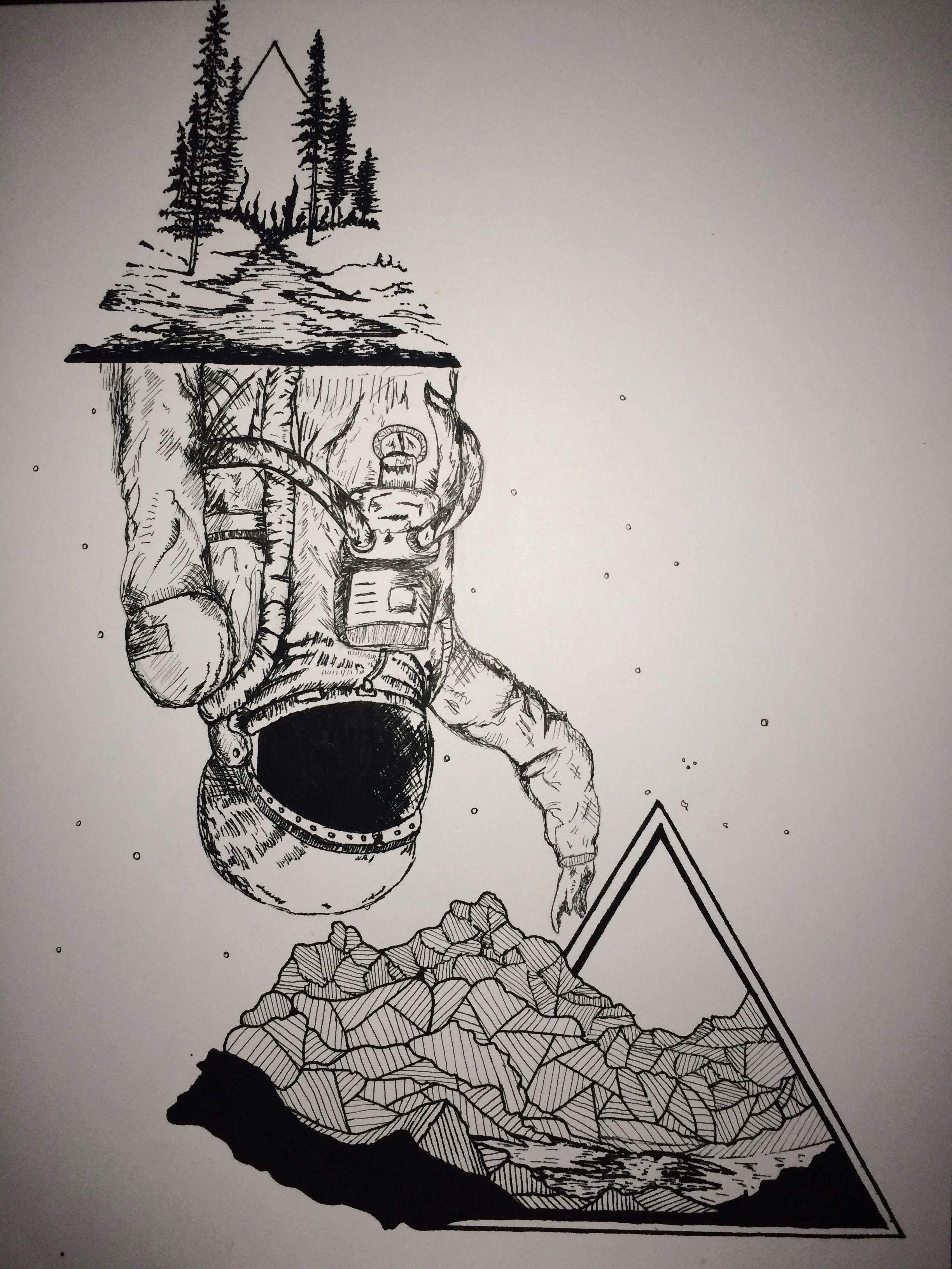 Dimensiones tri ngulos astronautas fuera de la for Fuera de la realidad