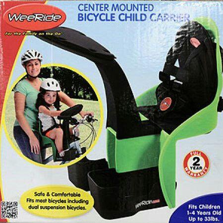 Weeride Kangaroo Carrier Front Baby Bike Seat 60 Http Www Walmart Com Ip 43836321 Wmlspartner Wlpa Adid 222222222280 Baby Bike Bike Seat Child Carrier