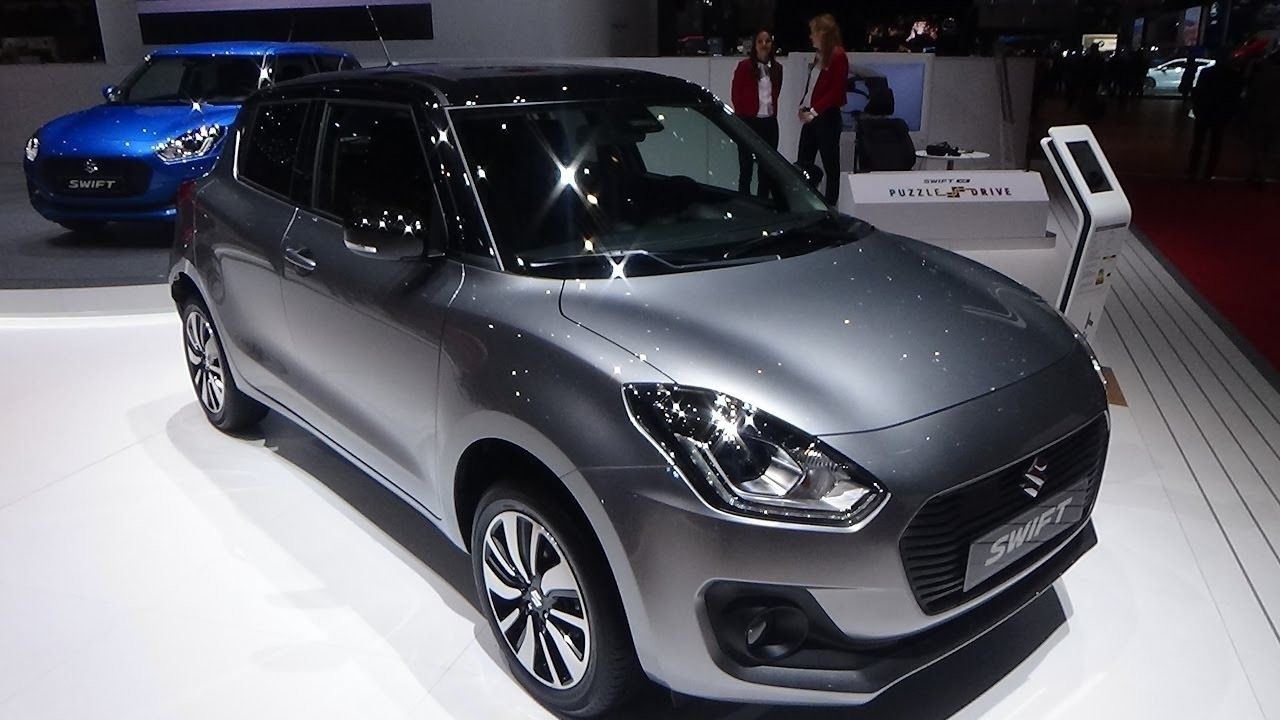 2018 Suzuki Swift Picture Release Date And Review En 2020 Coches