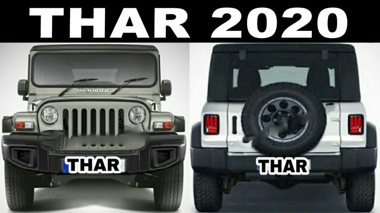 Mahindra Thar 2020 Modified Jeep By Singh Custom Motors Calling