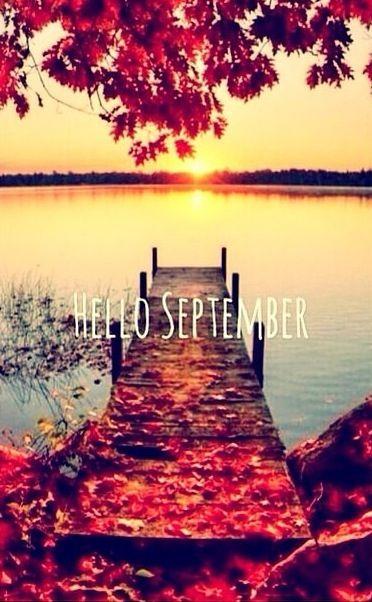 Hello September Fall Wallpaper September Wallpaper