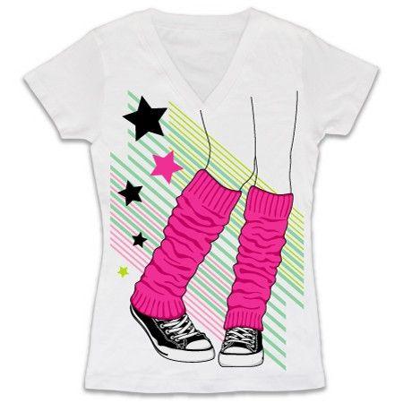 T-Shirt Designs for Girls | girls t shirt design legwarmers by ...