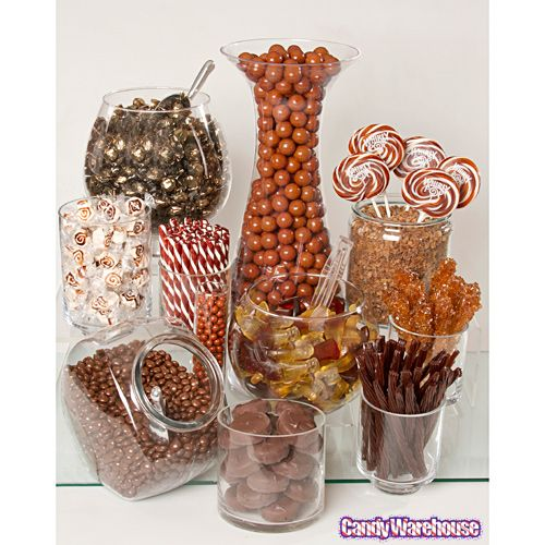 Astounding Brown Candy Buffets Photo Gallery Candywarehouse Com Download Free Architecture Designs Rallybritishbridgeorg
