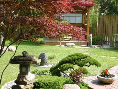 30 hermosos jardines zen Inspiración asiática Gardens, Bonsai - jardines zen