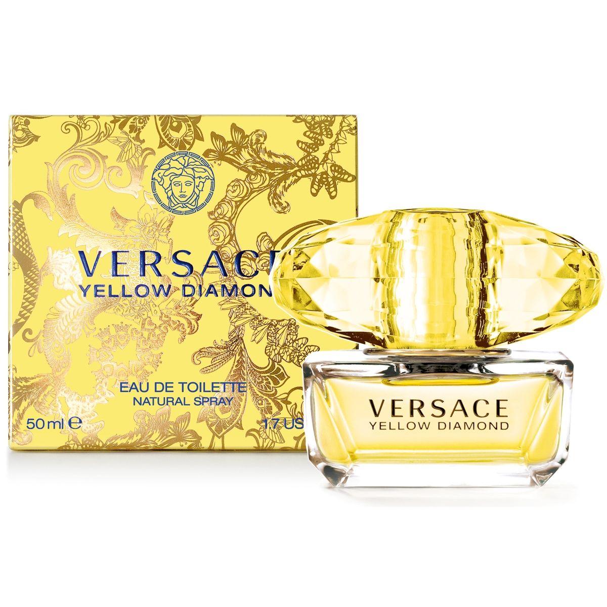 Yellow Diamond Versace for women EDT 90ml (RM60) Perfume