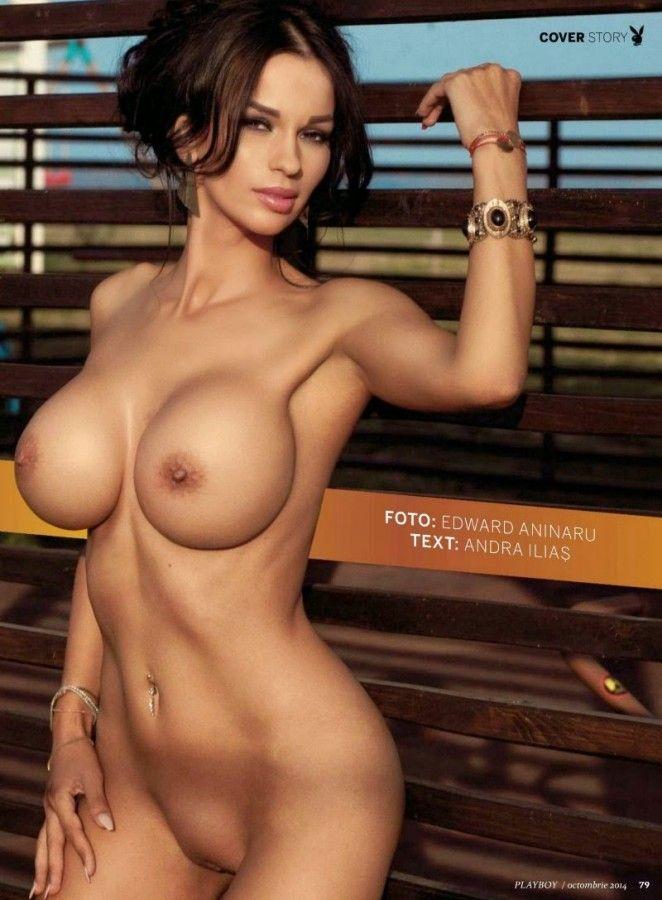 Adina barbu nude naked boobs happens