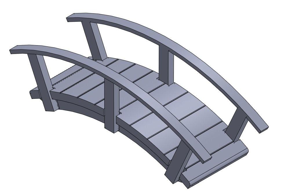 Tiny+Bridge+by+3DPrinterNinja.