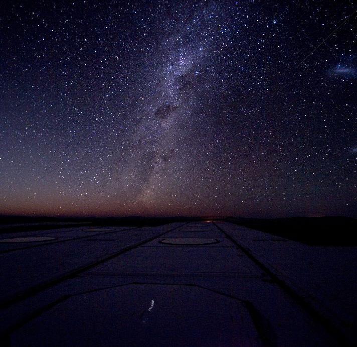 love the night sky. <3