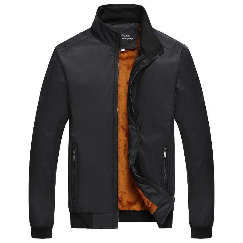 fb9c0c994 2017 New Winter Jacket Men Brand Casual Mens Jackets Coats Male Slim ...
