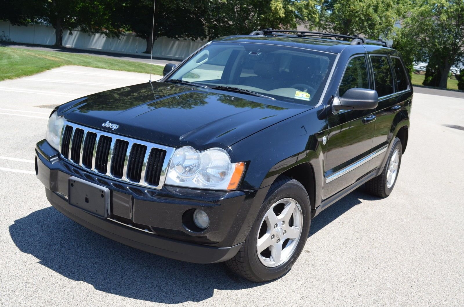 Car brand auctionedjeep grand cherokee 4dr limited 2006