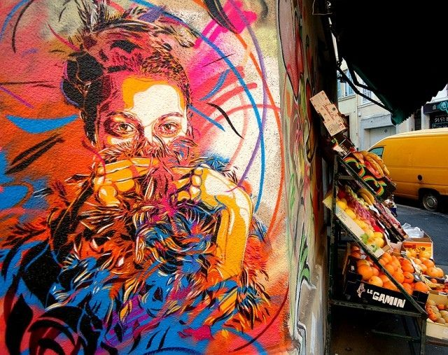 Top 10 Street Artists C215