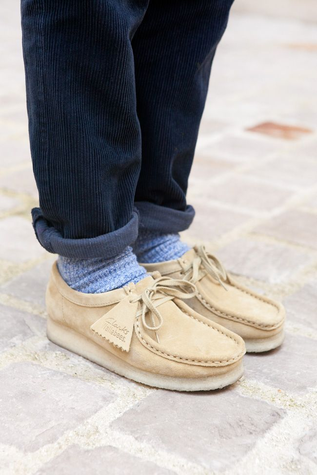 02474ea8bb0134 Clarks Originals Wallabees #90's | Mocks in 2019 | Clarks originals ...