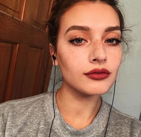 Photo of Natural Makeup in the Best Style No Makeup