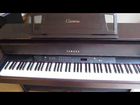 The Simple Repair of a Yamaha Clavinova to reduce Keyboard