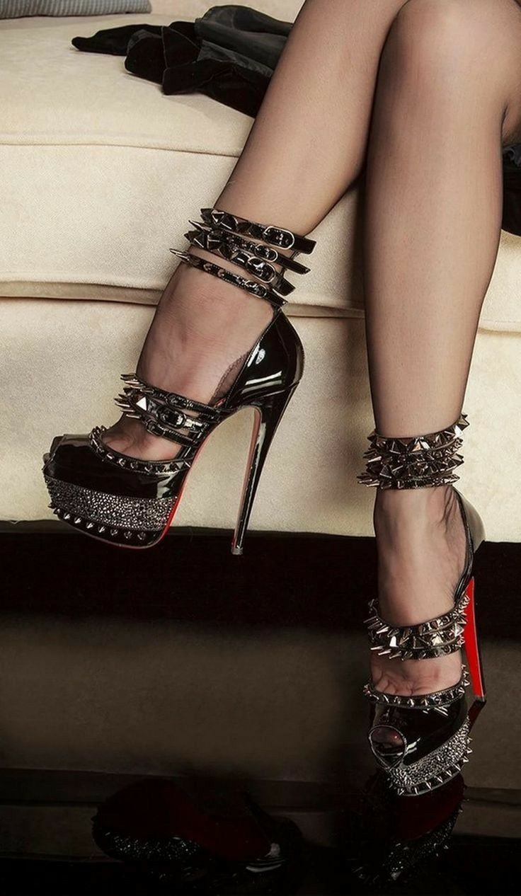 fe0c276b64d6 Ladies High Heel Shoes