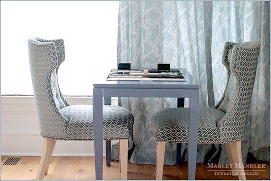 Mabley Handler Interior Design - Portfolio: Game Room - Egypt Lane, East Hampton
