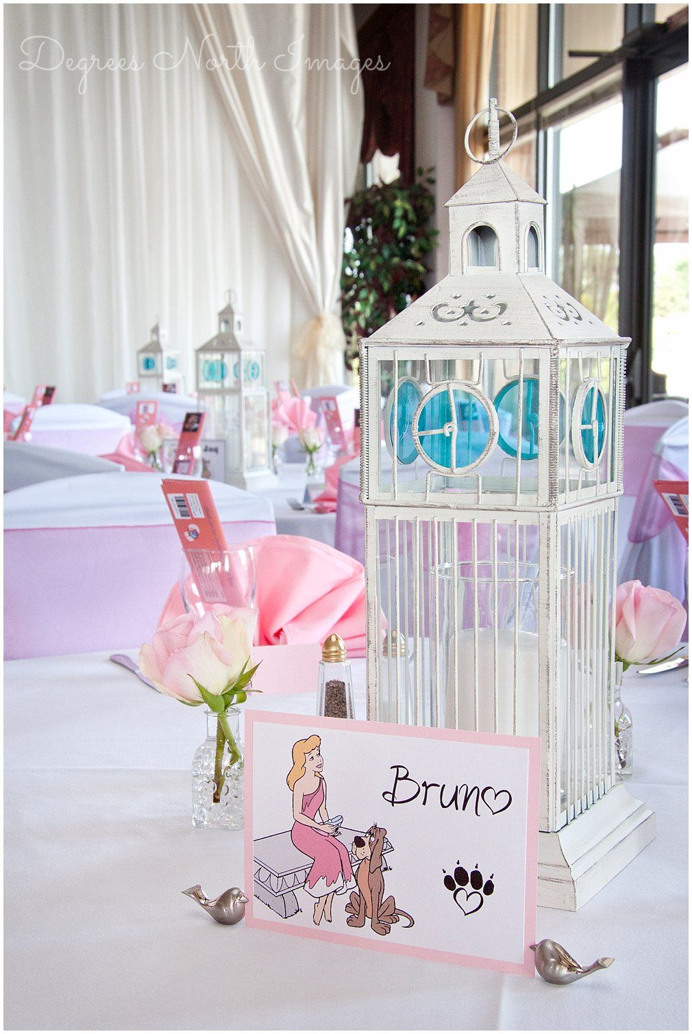 Cinderella themed anniversary vow renewal in Shelby Township ...