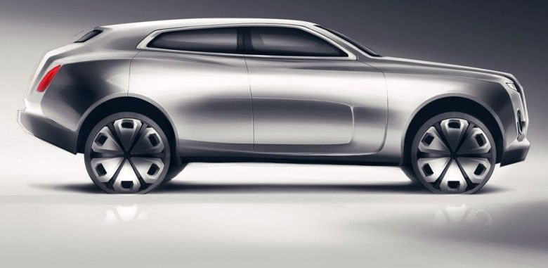 Rolls Royce Suv To Be Called Cullinan Car Sketch Pinterest