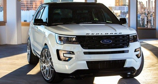 2020 Ford Explorer Redesign Release Date Concept Rumor En 2020 Camionetas Familiares Carros Y Motos Autos