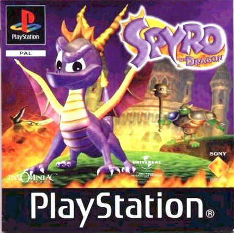 Pin By Cassie Wagner On Video Games Spyro The Dragon Childhood