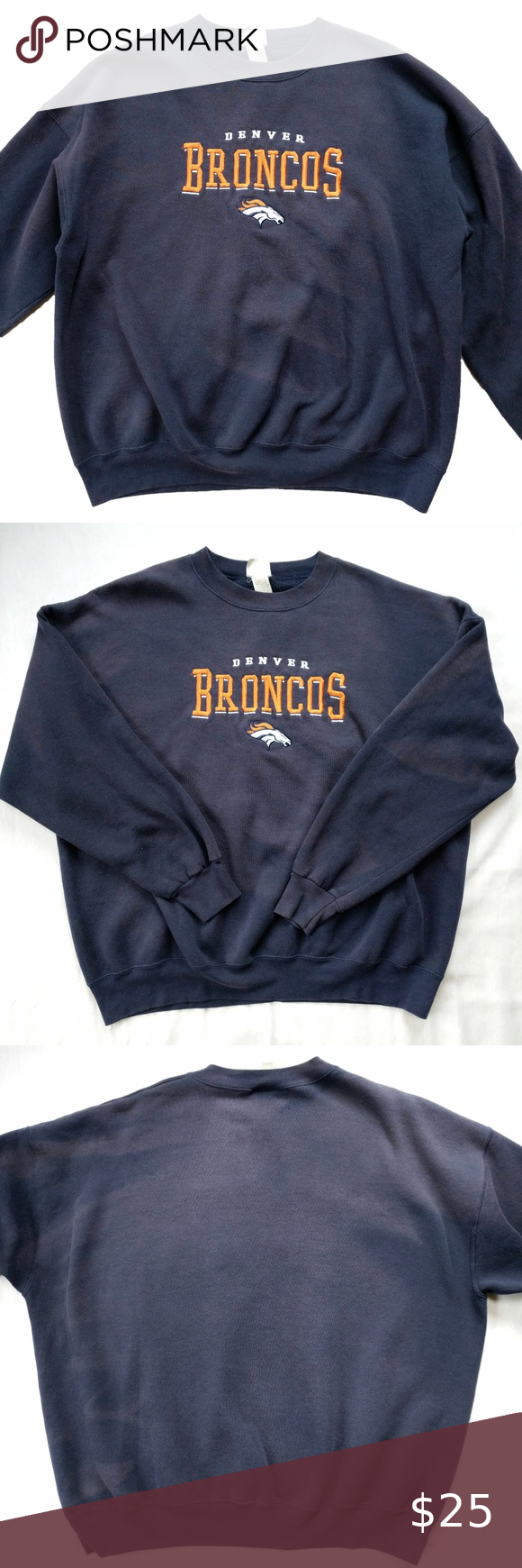Vintage Denver Broncos Lee 90s Crew Sweatshirt Xxl Sweatshirts Crew Sweatshirts Long Sleeve Sweatshirts [ 1740 x 580 Pixel ]