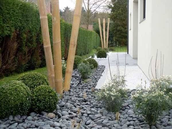 Comment aménager un jardin zen ? Pinterest Gardens, Planting and