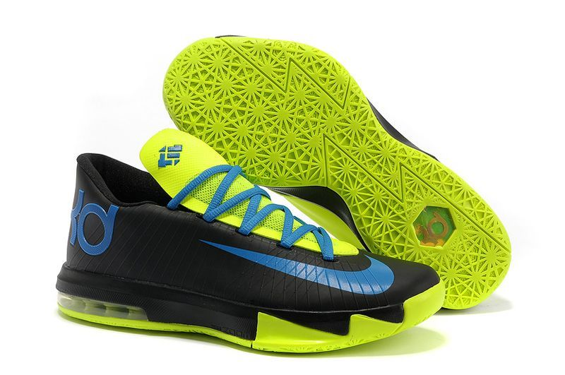 Buy Discount Nike Kd Vi 6 Black Royal Blue Electric Green New Release from  Reliable Discount Nike Kd Vi 6 Black Royal Blue Electric Green New Release  ...