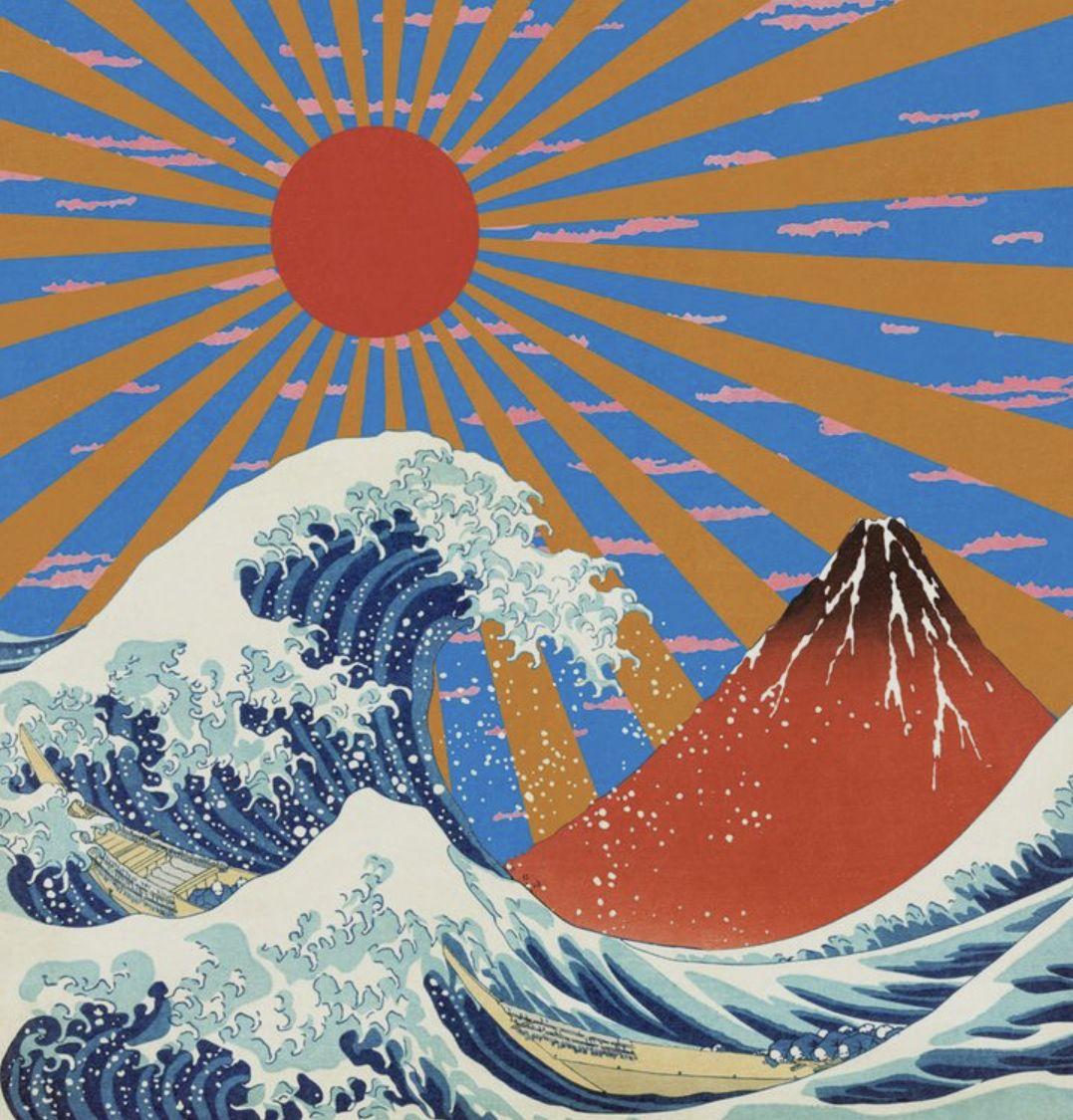 I Love Kyokujitsuki 旭日旗の愛 おしゃれまとめの人気アイデア Pinterest Yuki 日本 イラスト 日本画 大漁 旗