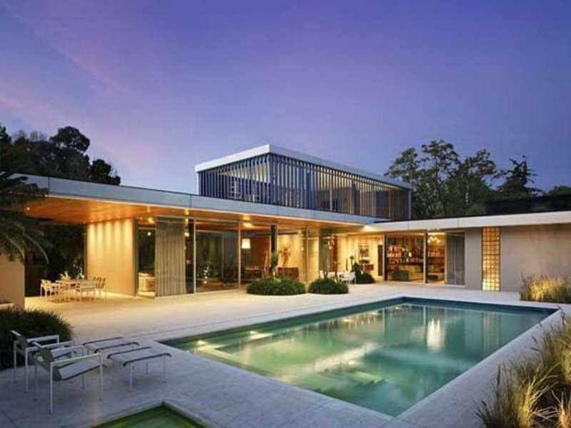 L Shaped House Design Modern L Shaped House Plans U Shaped House