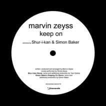 Simon Baker's Keepin On Remix