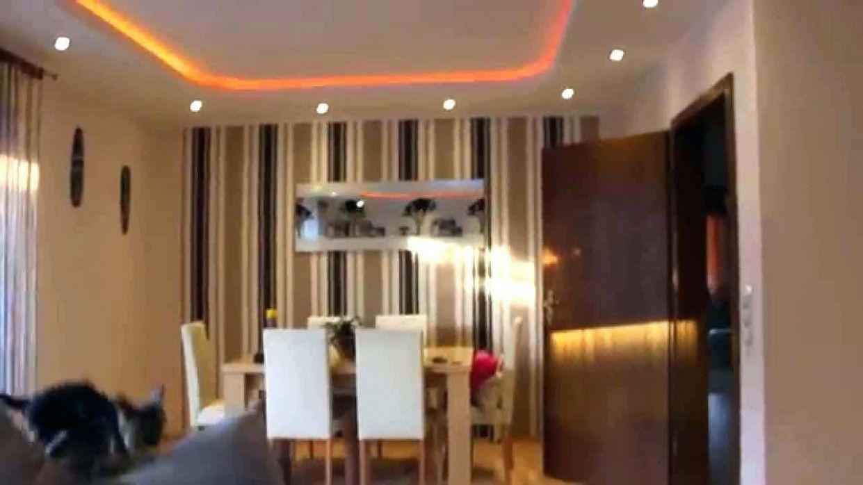 4 Trockenbau Design Wohnzimmer in 4  Beleuchtung wohnzimmer