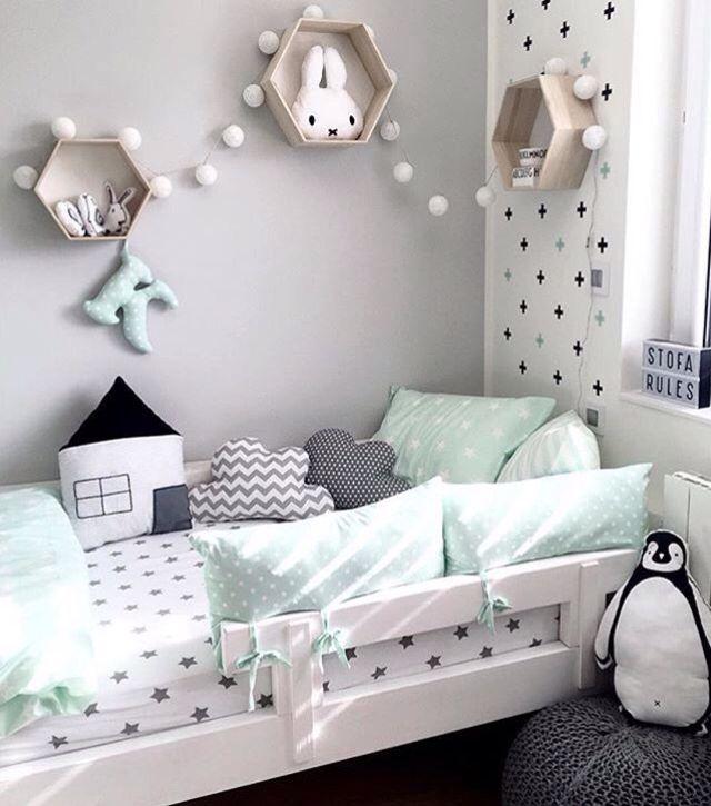 Idée à retenir : les niches polygones | POKOJÍČKY | Chambre enfant ...