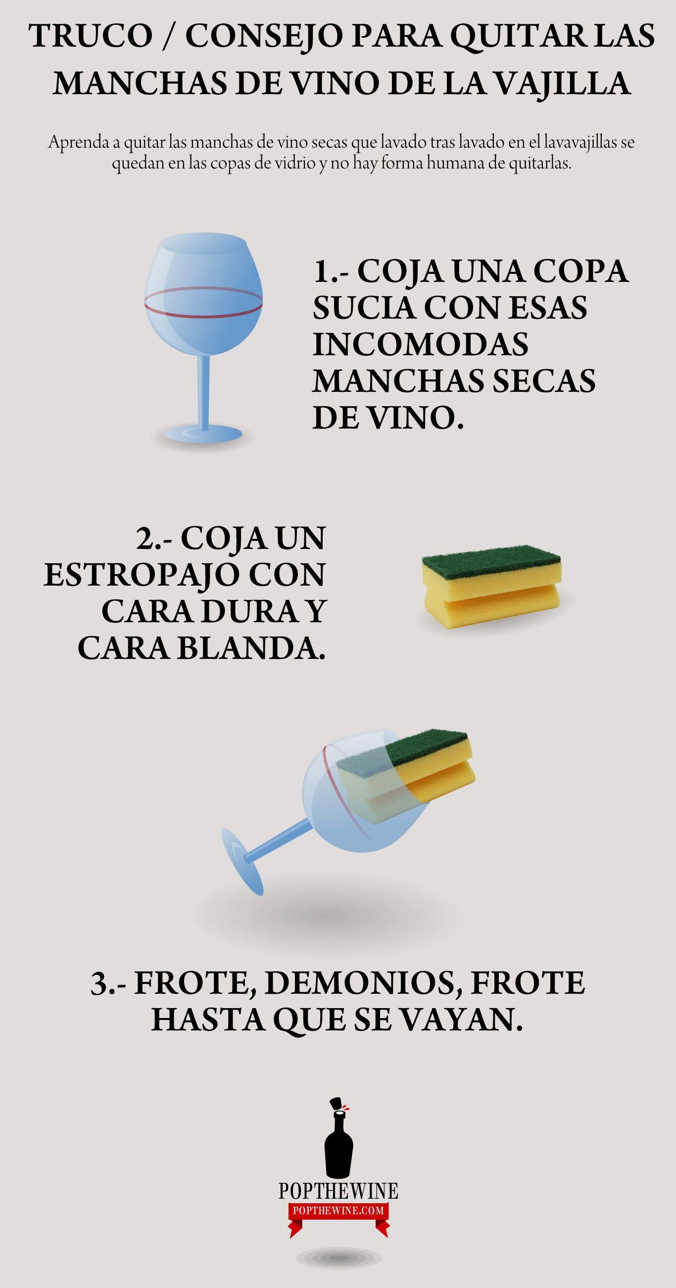 Un Valioso Truco Para Quitar Las Manchas De Vino Secas De Las Copas De Vidrio Wine And Cheese Party Cheese Party Wine