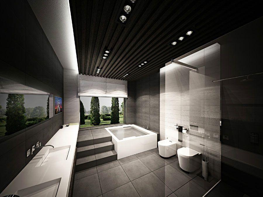 Bagni Lussuosi Moderni.Bagni Di Lusso Moderni Ecco 10 Progetti Dal Design