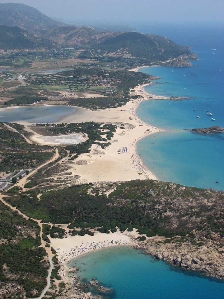 Cala Cipolla Spiaggia Su Giudeu Domus De Maria I Ran Every Road