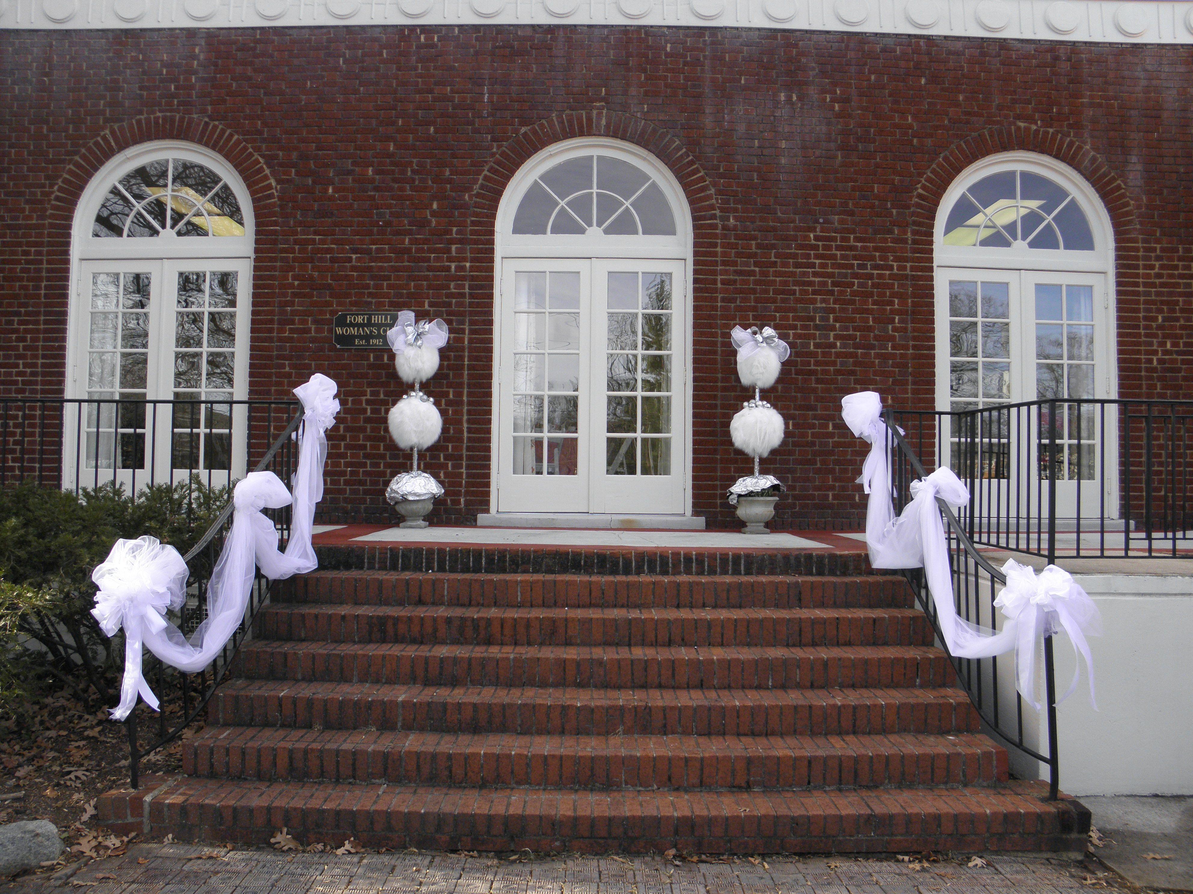Historic Fort Early Building Lynchburg Va Virginia Wedding