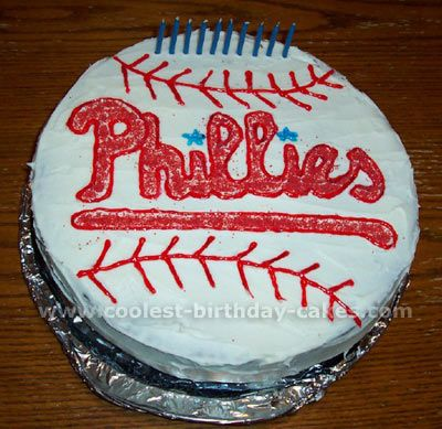 Coolest Baseball Cake Photos and Decorating Tips Cake Birthday