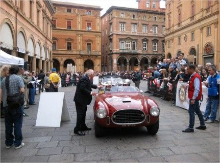 """""""Mille Miglia: sooo exciting"""" by @janfuscoe"""