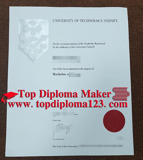 Buy A Fake University Of Technology Sydney Degree